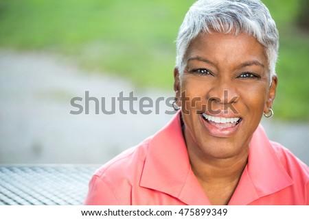 Mature African American Women