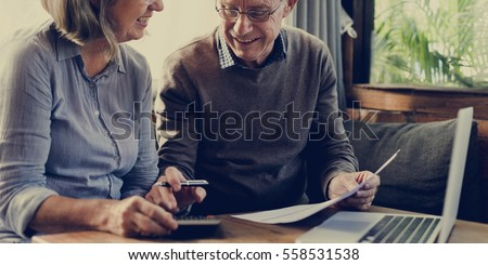Mature Couple Insurance Sign Up Form