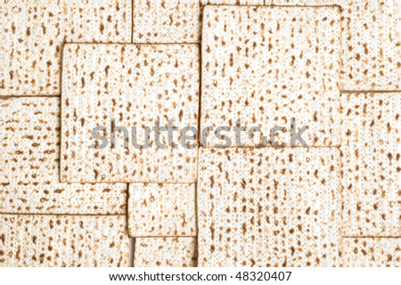 Matzos - jewish passover bread