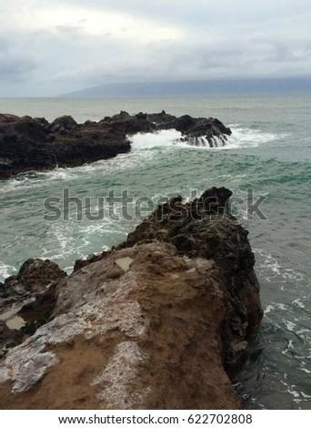 Maui Coastline #622702808