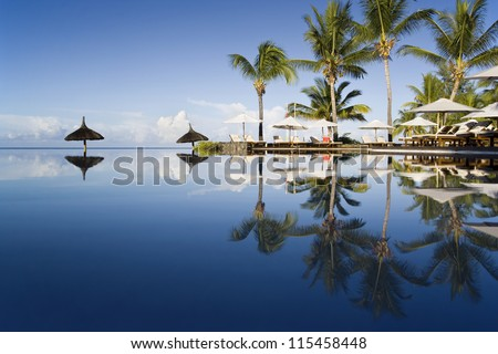 Mauritius the fine vacation spot at any time years Good hotels and excellent beaches Warm sea