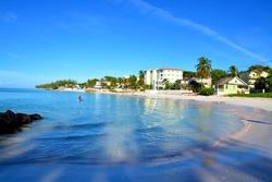 Maxwell Beach, near Oistins, Barbados
