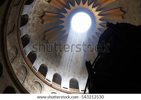 May 05, 2016 Church of the Holy Sepulchre, Jerusalem, Israel