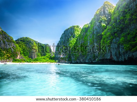 Shutterstock Maya Bay