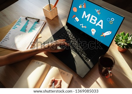 MBA Master Business Administration Education Learning Study E-learning PErsonal Growth and Career Development.