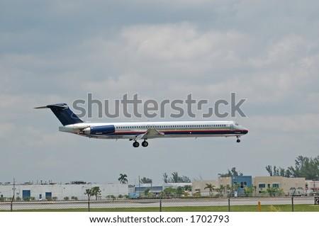 Mcdonnell Douglas Md 80 Jet. Mcdonnell Douglas MD-80