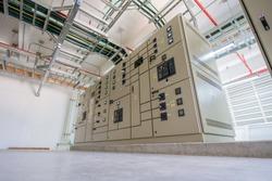 MDB room utilities building