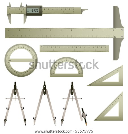 Measurement Instrument Set Raster