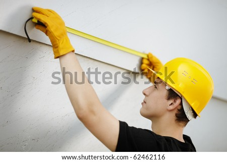 Measuring - stock photo
