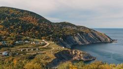 Meat Cove Cape Breton Nova Scotia