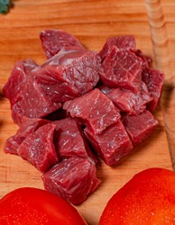 meat cuts from res beef