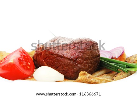 Newest: roasted/grilled meat