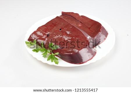 meat liver beef liver