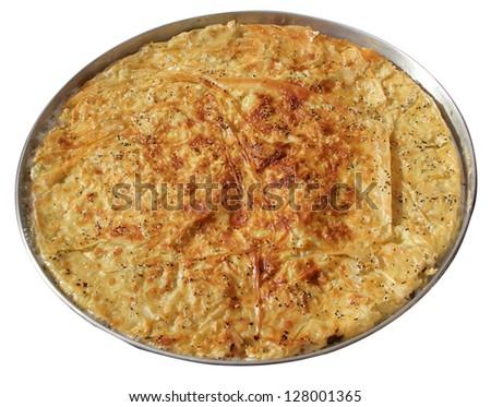 Meat Pie - stock photo