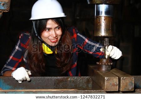 mechanic professional repair service #1247832271
