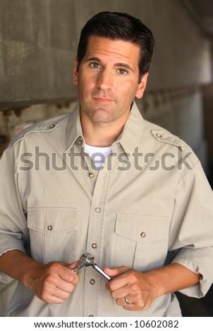 Mechanic with Problem