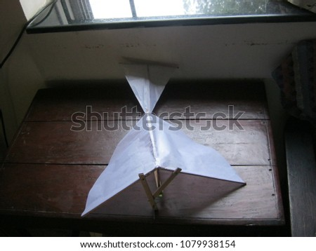 Mechanical Bird (Ornithopter) #1079938154