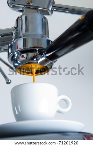 mechanical espresso-machine