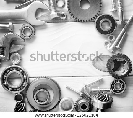 Mechanical ratchets #126021104