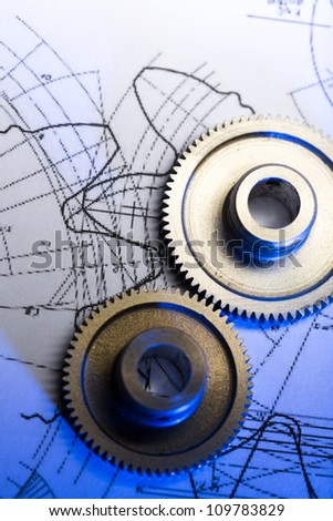 Mechanical ratchets and drafting