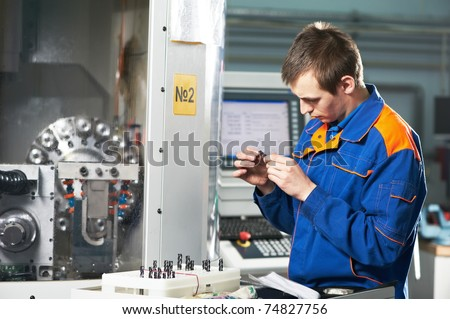 machine technician