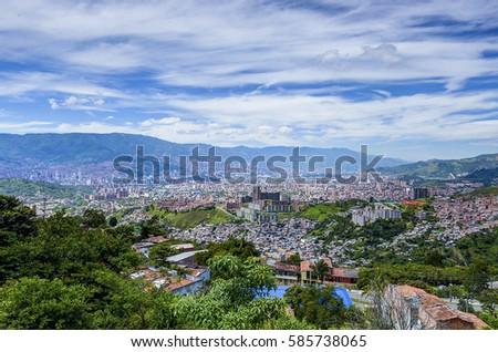 Shutterstock Medellin, Antioquia, Colombia