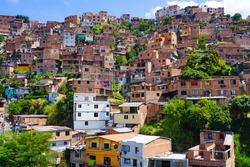 Medellin Slums
