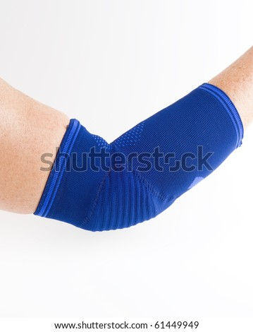medical bandage, elbow support
