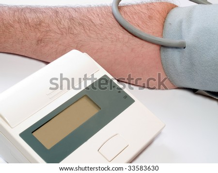 medical blood pressure measuring equipment