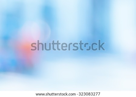 Stock Photo MEDICAL BLURRED BACKGROUND