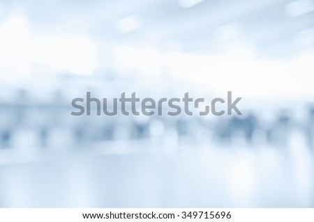 MEDICAL BLURRED BACKGROUND #349715696