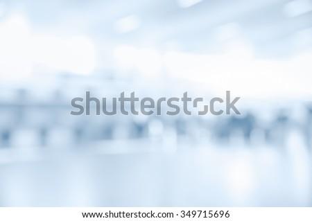 medical blurred background