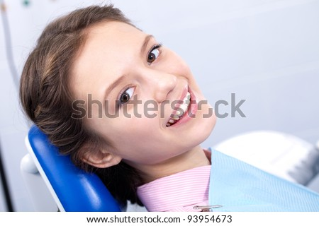 medical care a patient with a toothache