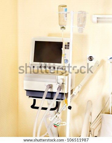 Medical equipment. Health care.