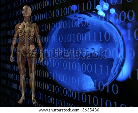 human dependancy on information technology Chapter 10 society's dependence on information systems introduction the nature of risk is being changed by much of the new high technology on which.
