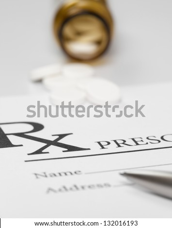 Medical prescription - ideas for health-care