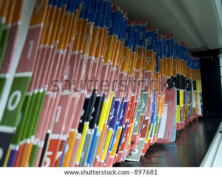Medical records shelf 1