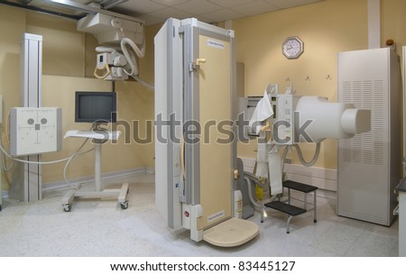 Medical x-ray equipmentfor clinical diagnosis