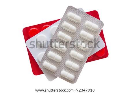 medication - stock photo