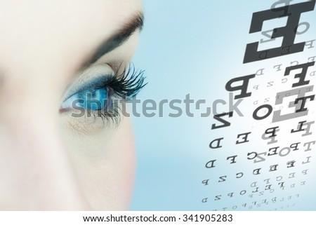 medicine and vision concept  ...