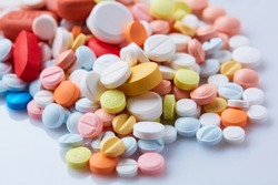 Medicine for treatment HIV infection. HIV/AIDS HAART - highly active antiretroviral therapy. heart attack treatment