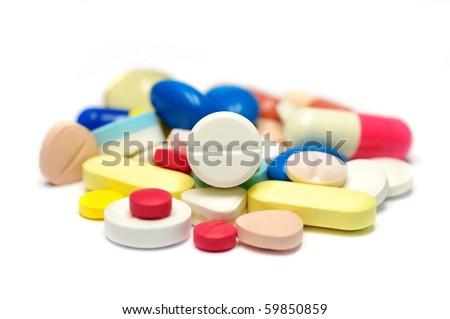 Medicine pill.
