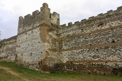Medieval fortifications in Thessaloniki, Greece