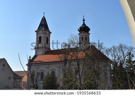 Medieval orthodox Monastery Fenek, Serbia Stock fotó ©