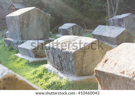 medieval tomb - Bosnia #410460043