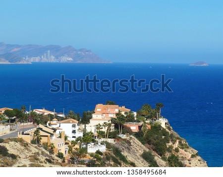 Mediterranean Alicante Spain #1358495684