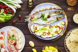 Mediterranean food, Traditional Egyptian fish dish