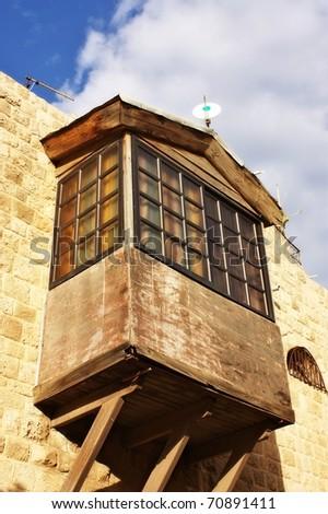 mediterranean style balcony #70891411