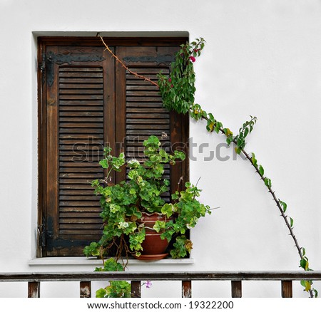 Mediterranean Window