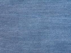 Medium blue washed jeans denim textile background